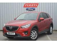 2014 Mazda CX-5 2.2d SE-L Nav 5 door AWD Diesel Estate