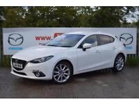 2014 Mazda 3 2.0 Sport Nav 5 door Auto Petrol Hatchback