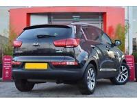 2015 Kia Sportage 1.6 GDi ISG 2 5 door Petrol Estate