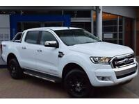 2017 Ford Ranger Pick Up Double Cab Limited 2 2.2 TDCi Auto Diesel Double Cab Pi
