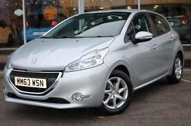2014 Peugeot 208 1.2 VTi Active 5 door Petrol Hatchback