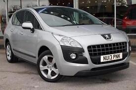 2013 Peugeot 3008 1.6 HDi 115 Active II 5 door Diesel Estate
