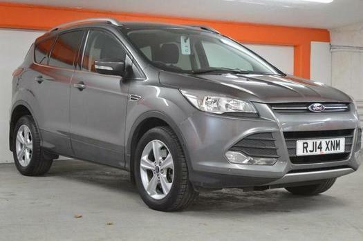 2014 Ford Kuga 2.0 TDCi Zetec 5 door Diesel Estate
