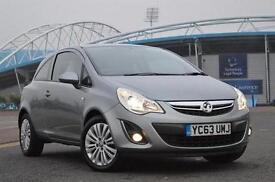 2014 Vauxhall Corsa 1.2 Energy 3 door [AC] Petrol Hatchback