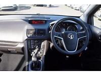 2014 Vauxhall Meriva 1.6 CDTi 16V ecoFLEX Exclusiv 5 door Diesel Estate