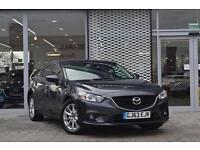 2014 Mazda 6 2.0 SE-L Nav 4 door Petrol Saloon