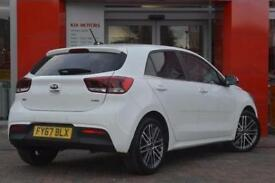 2017 Kia Rio 1.0 T GDi 118 First Edition 5 door Petrol Hatchback