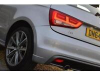 2014 Audi A1 1.6 TDI S Line Style Edition 3 door Diesel Hatchback