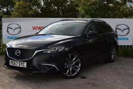 2017 Mazda 6 2.2d Sport Nav 5 door Diesel Estate