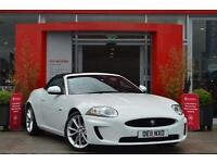 2011 Jaguar XK 5.0 V8 2 door Auto Petrol Convertible