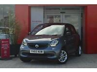 2015 Smart forfour 1.0 Passion Premium 5 door Petrol Hatchback
