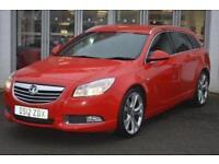 2012 Vauxhall Insignia 2.0 CDTi [160] SRi Vx-line Red Nav 5 door Diesel Estate