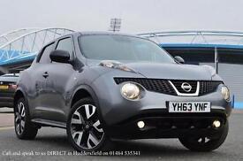 2013 Nissan Juke 1.6 N-Tec 5 door Petrol Hatchback
