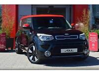 2015 Kia Soul 1.6 CRDi Mixx 5 door Diesel Hatchback