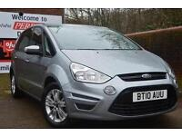 2010 Ford S-MAX 2.0 TDCi 140 Zetec 5 door Diesel Estate