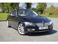 2014 BMW 3-Series 320i Modern 4 door Petrol Saloon