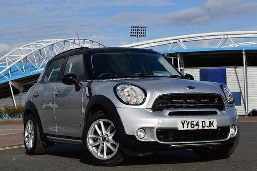 2014 MINI Countryman 2.0 Cooper S D ALL4 5 door Auto Diesel Hatchback