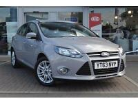 2013 Ford Focus 1.0 125 EcoBoost Titanium 5 door Petrol Hatchback