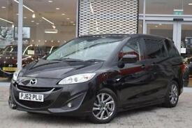 2012 Mazda 5 1.6d Venture Edition 5 door Diesel People Carrier