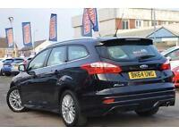 2014 Ford Focus 2.0 TDCi 163 Zetec S 5 door Diesel Estate