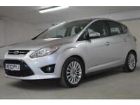 2012 Ford C-MAX 2.0 TDCi Titanium 5 door Powershift Diesel Estate