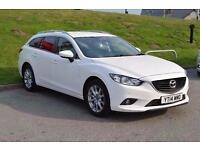 2014 Mazda 6 2.2d SE-L 5 door Diesel Estate