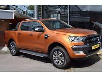 2017 Ford Ranger Pick Up Double Cab Wildtrak 3.2 TDCi 200 Diesel Double Cab Pick