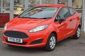 2015 Ford Fiesta 1.25 Studio 3 door Petrol Hatchback