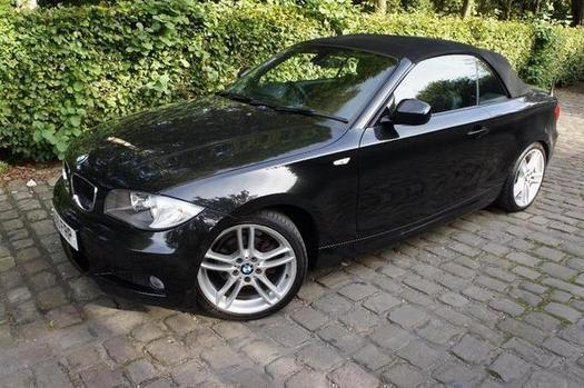 2010 BMW 1-Series 118i M Sport 2 door Petrol Convertible