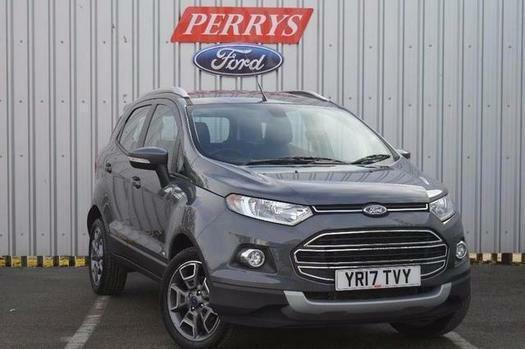 2017 Ford EcoSport 1.5 TDCi 95 Titanium 5 door [17in] Diesel Hatchback
