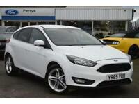 2015 Ford Focus 1.0 EcoBoost Zetec 5 door Petrol Hatchback