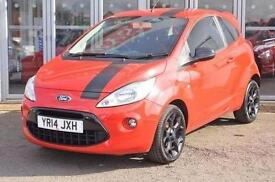2014 Ford Ka 1.2 Grand Prix III 3 door [Start Stop] Petrol Hatchback