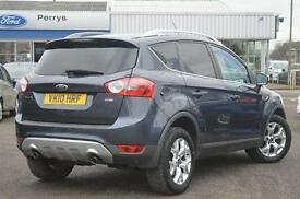 2010 Ford Kuga 2.0 TDCi Titanium 5 door Diesel Estate