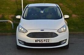2015 Ford C-MAX 1.5 TDCi Titanium 5 door Diesel Estate