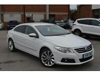 2011 Volkswagen Passat CC 2.0 GT TDI CR BlueMotion Tech 4 door [5 seat] DSG Dies