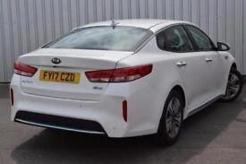 2017 Kia Optima 2.0 GDi PHEV 4 door Auto Hybrid Saloon