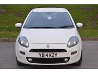 2014 Fiat Punto 1.2 Easy 3 door Petrol Hatchback