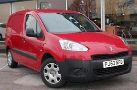2013 Peugeot Partner 625 1.6 HDi 75 Professional Van Diesel