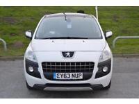 2013 Peugeot 3008 1.6 HDi 115 Allure 5 door Diesel Estate