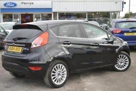 2014 Ford Fiesta 1.0 EcoBoost 125 Titanium 5 door Petrol Hatchback