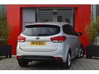 2014 Kia Carens 1.7 CRDi [134] 2 5 door Auto Diesel Estate
