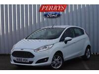 2015 Ford Fiesta 1.6 Zetec 5 door Powershift Petrol Hatchback