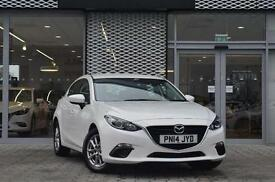 2014 Mazda 3 1.5 SE 5 door Petrol Hatchback