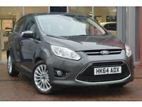 2014 Ford C-MAX 1.6 TDCi Titanium 5 door Diesel Estate