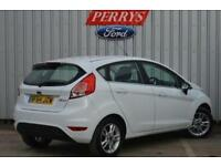 2014 Ford Fiesta 1.25 82 Zetec 5 door Petrol Hatchback
