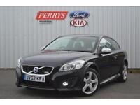 2012 Volvo C30 2.0 R DESIGN Lux 3 door Petrol Coupe