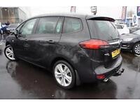 2013 Vauxhall Zafira Tourer 2.0 CDTi [165] SRi 5 door [non Start Stop] Diesel Es