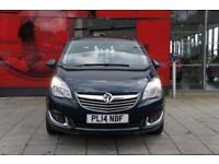 2014 Vauxhall Meriva 1.4T 16V SE 5 door Petrol Estate