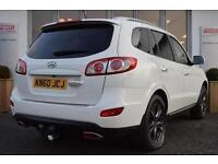2010 Hyundai Santa FE 2.2 CRDi Premium 5 door Auto [7 Seats] Diesel Estate