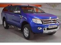 2015 Ford Ranger Pick Up Double Cab Limited 2 2.2 TDCi Diesel Van
